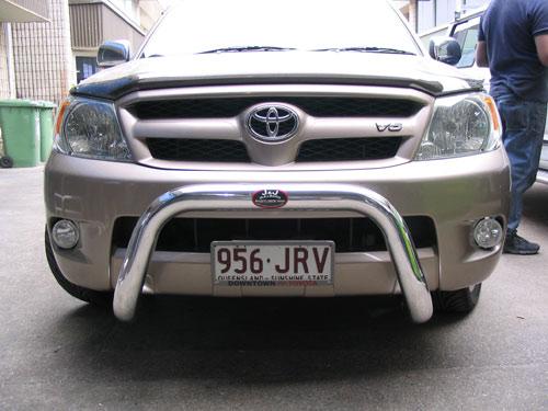 Bull Bars Nudge Bars J Amp J Bullbars Brisbane Queensland